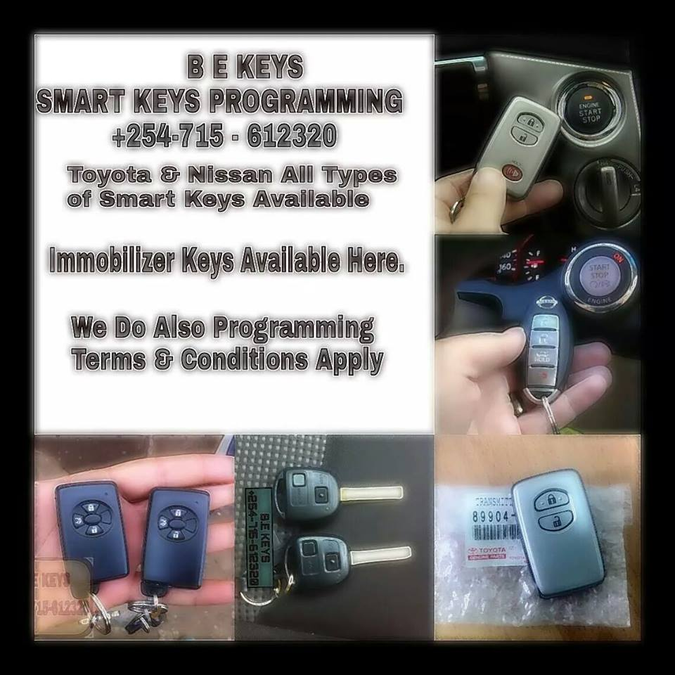 iko co ke - Immobilizer Keys for Toyota, Nissan and All Types