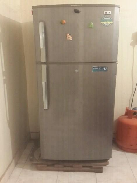 Iko Co Ke Spacious Lg Fridge For Sale