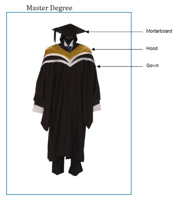 iko.co.ke - Graduation Gown And Hood Academic hood