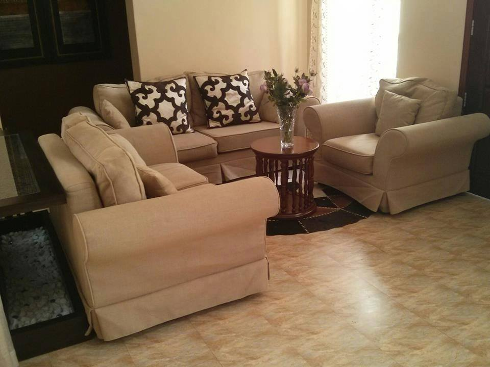 Iko Co Ke Custom Made Leather 5 Seater Sofa Set 2 2 1