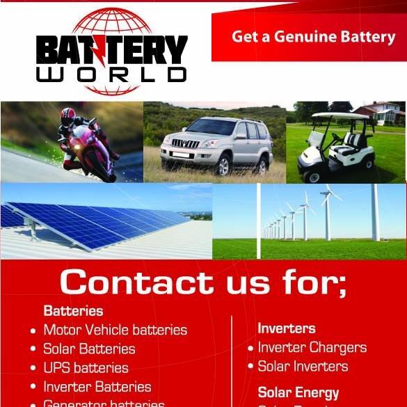Car Battery Prices In Nairobi