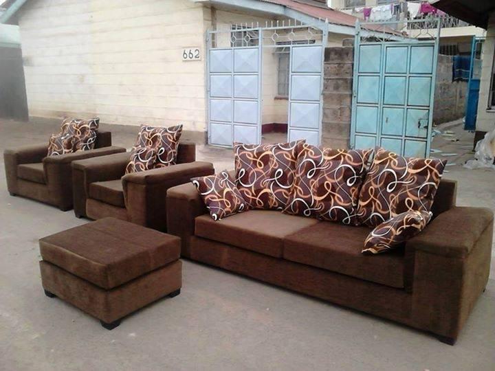 Quality Sofa Sets In Nairobi