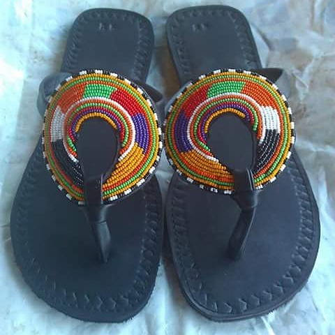 Kshs Order Iko ke Sandals Your For 1500 African Today Maasai co make 0m8nNw