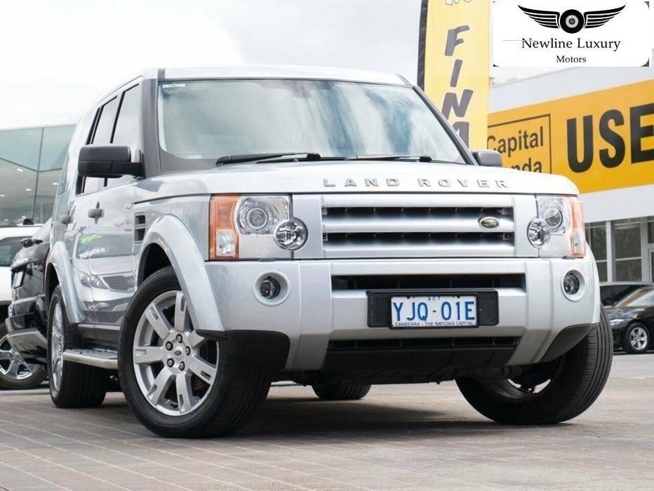 Iko 2009 Land Rover Discovery 34000cc V6 Petrolwith Rear
