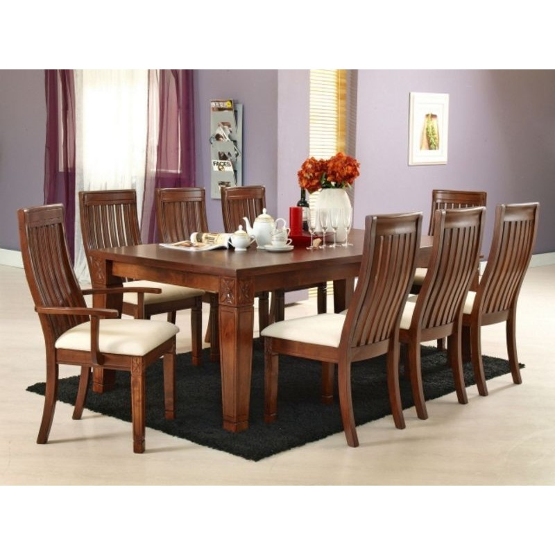 Lavender 8 Seater Dining Table